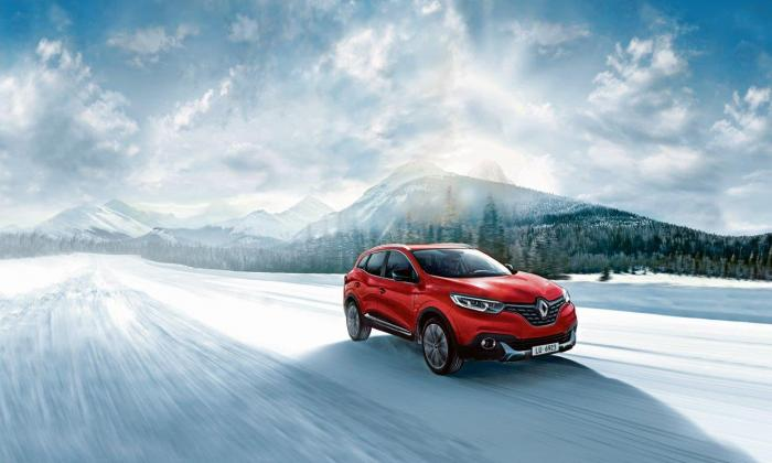 Renault Kadjar Winter