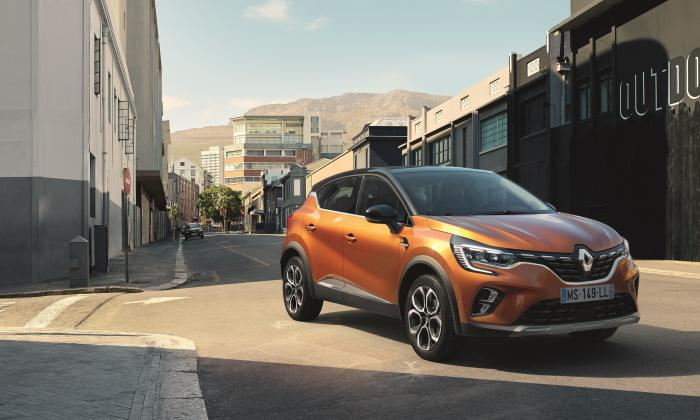 Renault Captur OPO Jan 2020