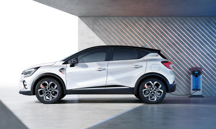 Renault Captur E-TECH Garage Dubach AG